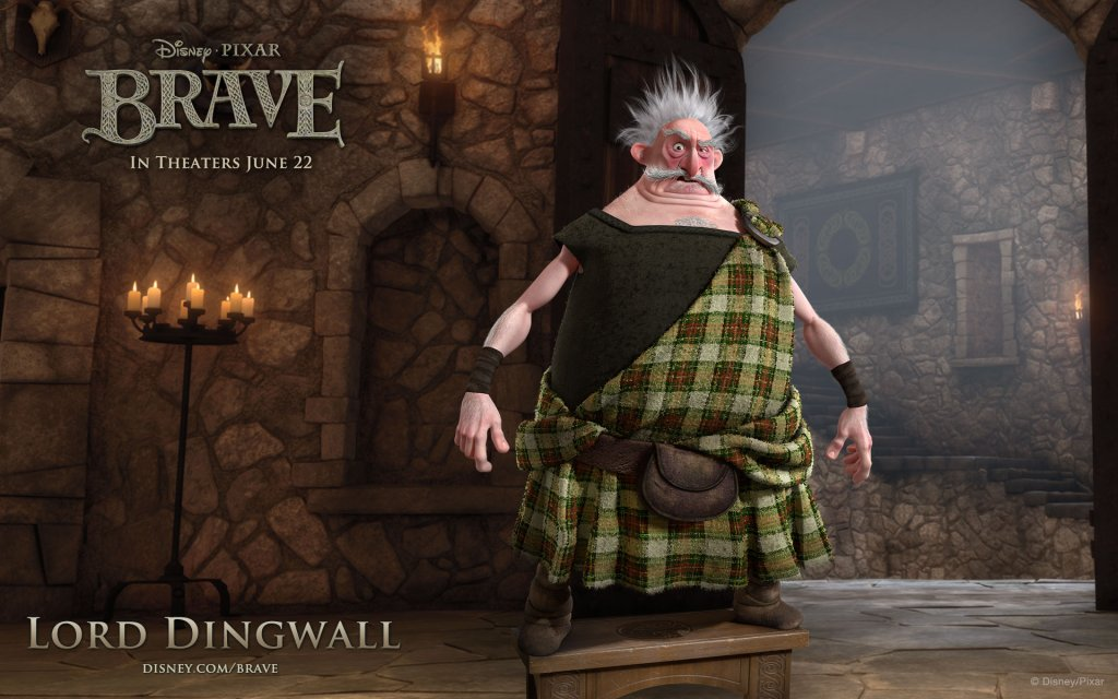 Lord Dingwall widescreen