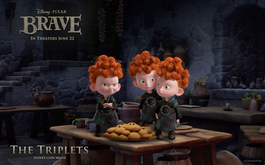 The Triplets widescreen