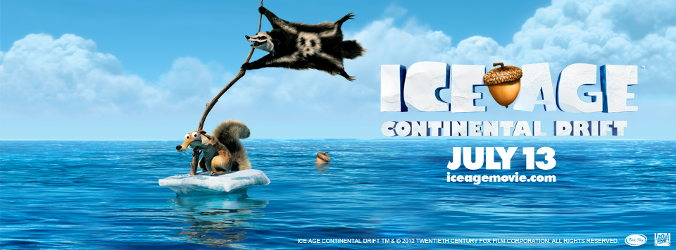 ice Age facebook cover