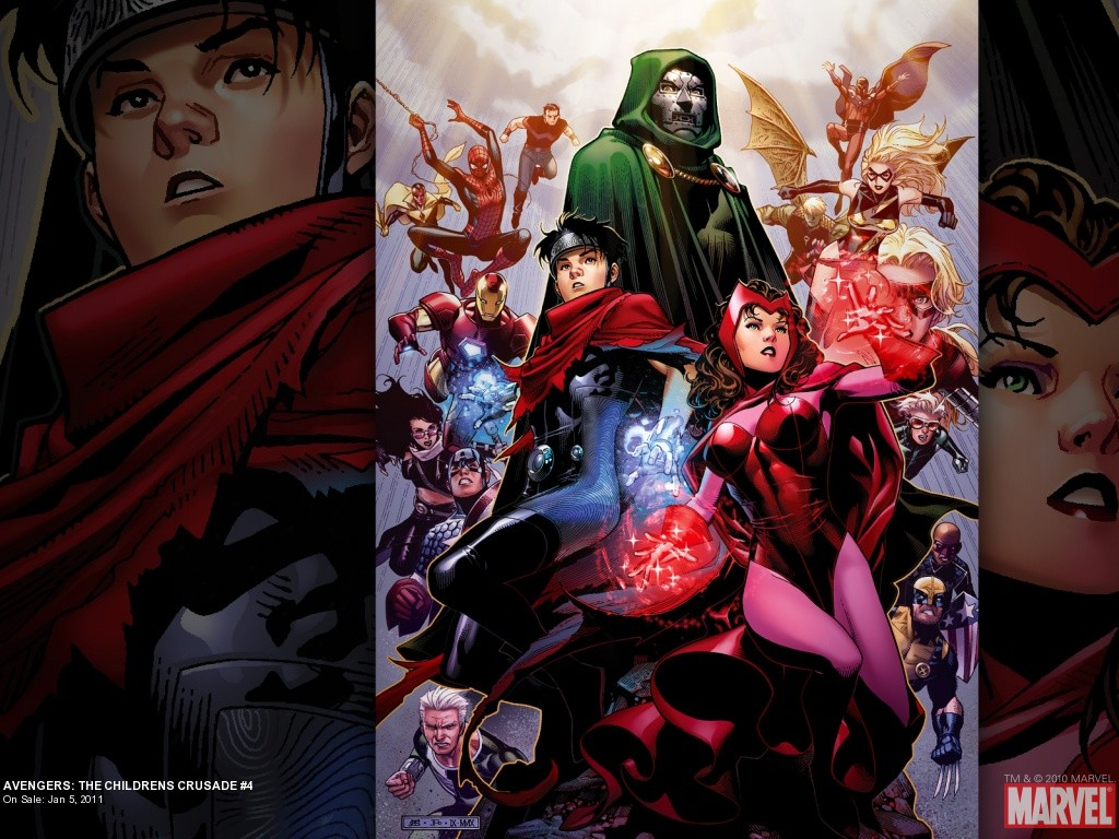 Avengers The Childrens Crusade 1024x768