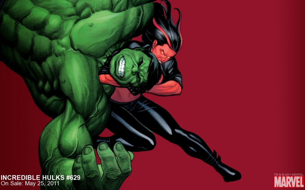 incredible hulk 1680x1050