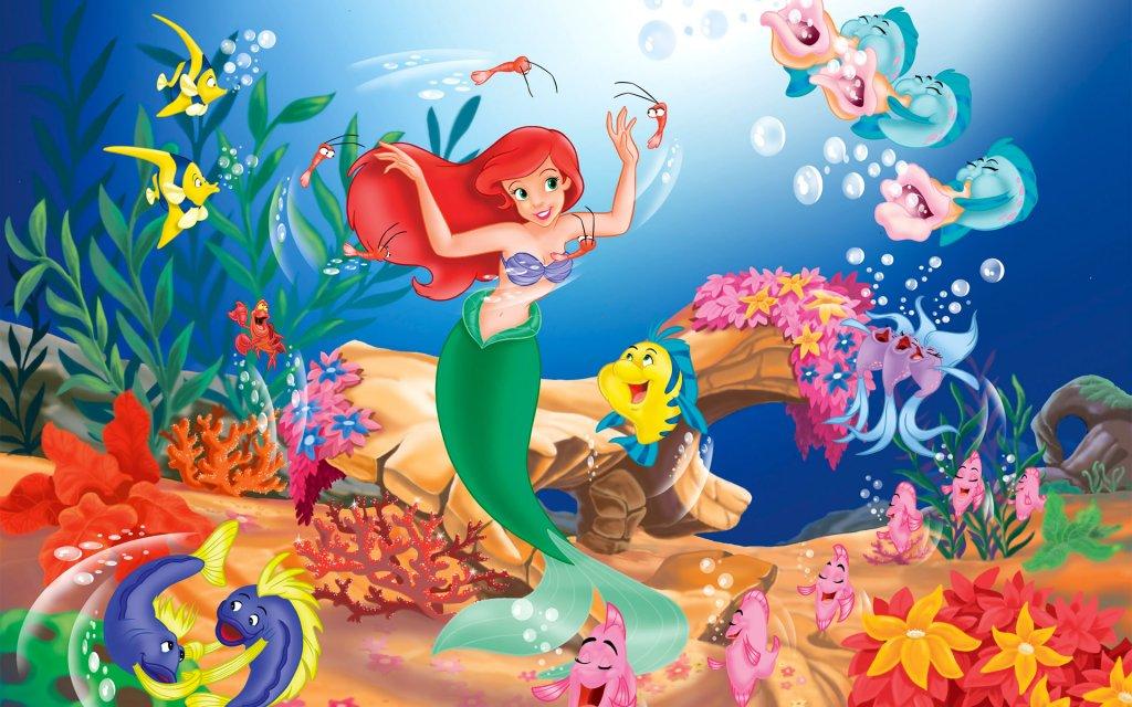Little Mermaid Disney