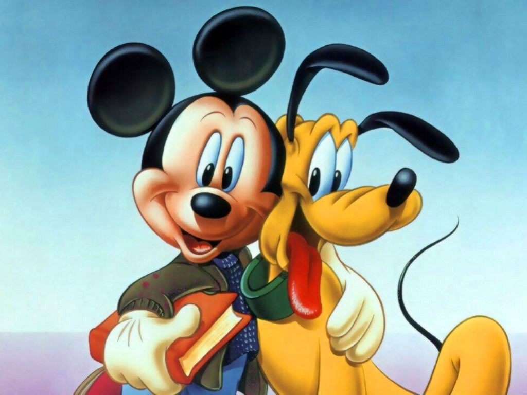 Cartoons mickey Mouse Wallpapers