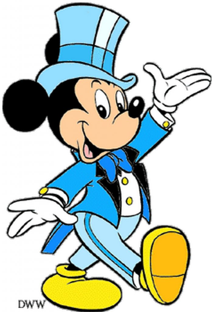 mickey Mouse magus