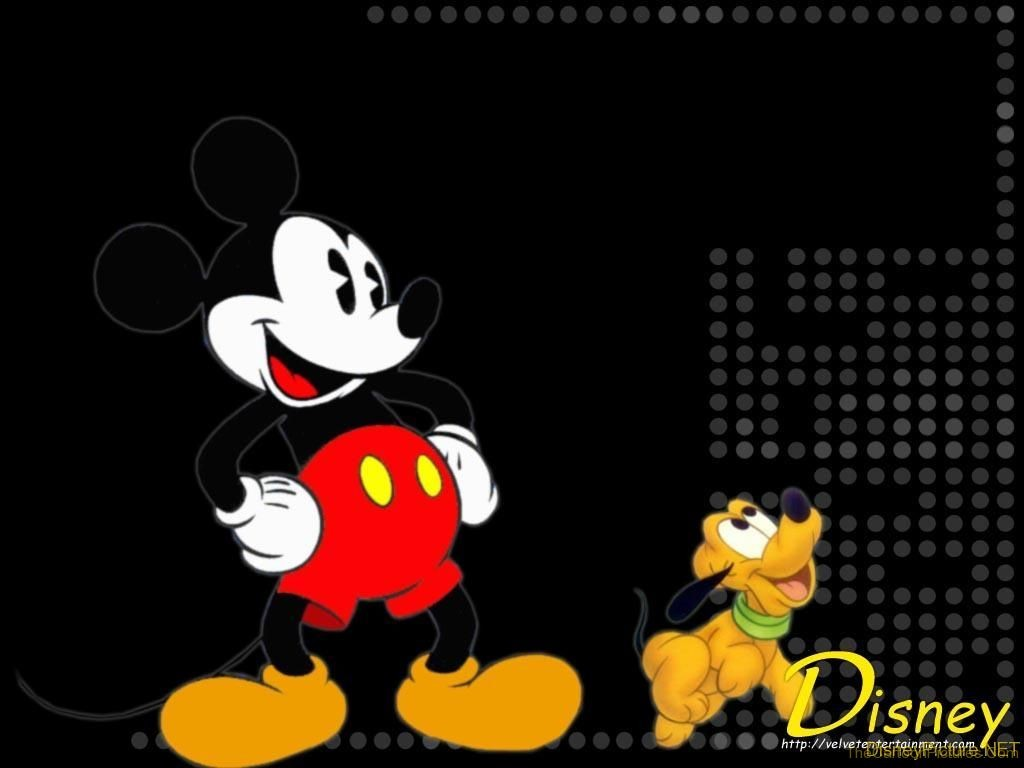 mickey disney dog