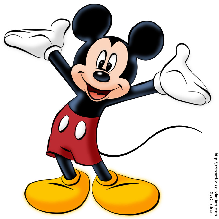 Mickey Mouse 6