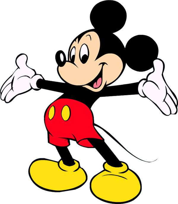 mickey mouse clipart free clip art images 2