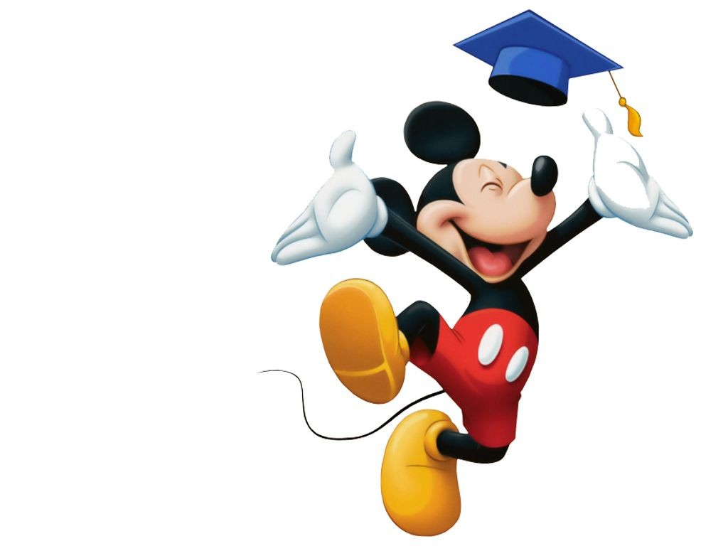 mickey mouse graduation wallpaper