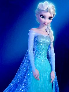 about elsa from frozen