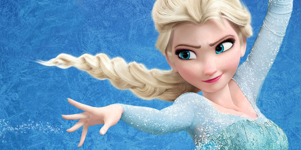 elsa height frozen