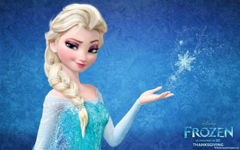 elsa in frozen 2