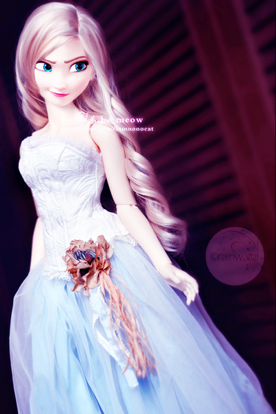 frozen of elsa