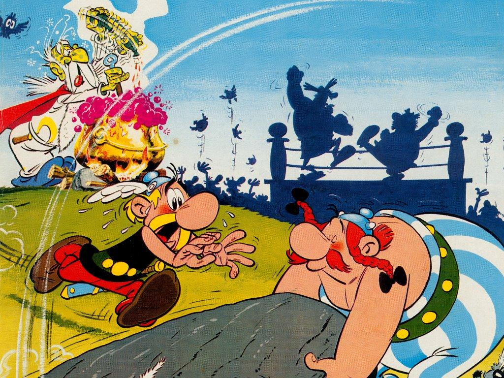 28450-asterix and obelix wallpaper