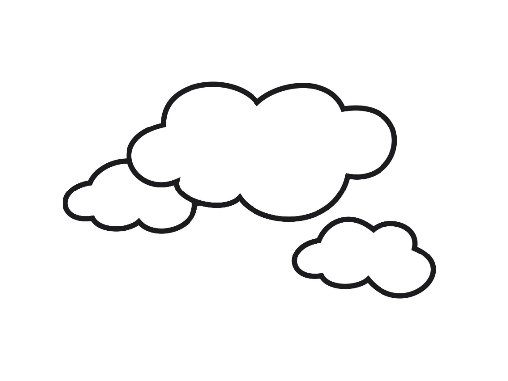 Cloud-Coloring-Pages-For-Kids