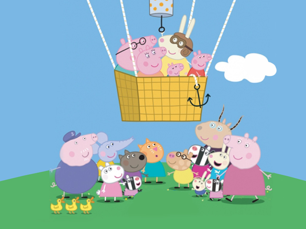 Peppa-Pig-Cartoon-Wallpapers-9