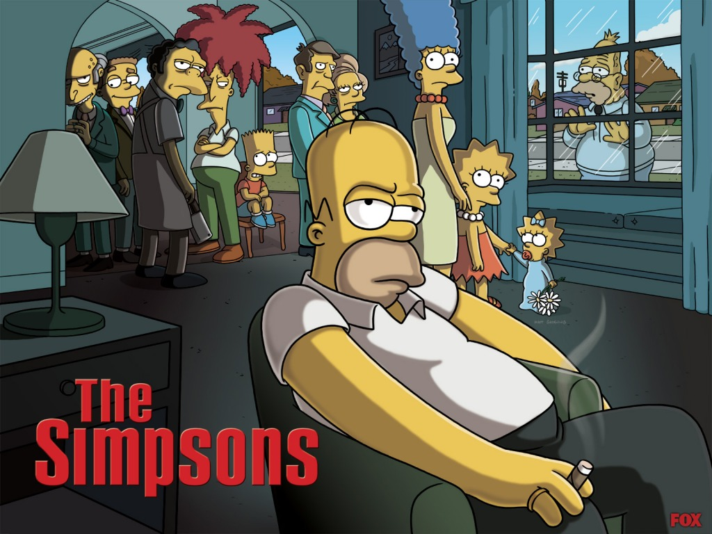 the simpsons wallpaper cartoons anime animated 652