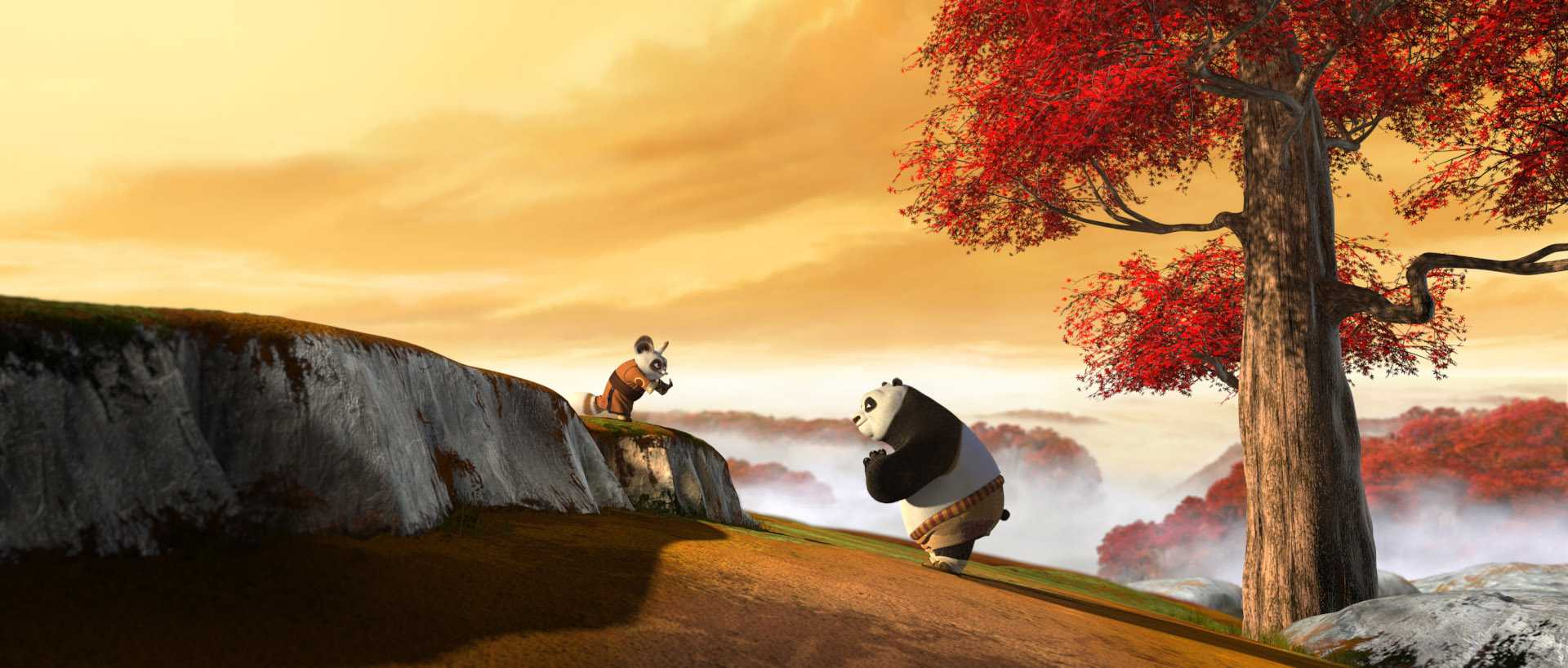 shifu teaches