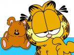 Garfield Pookie Wallpaper
