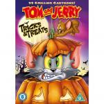 tom and jerry cover