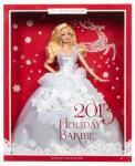 Holiday Barbie 2013 Packaging