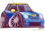 cartoon-mini-cooper