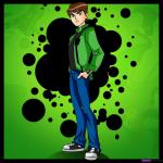 BEN10 ultimate alien green