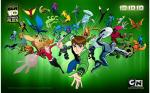 ben10 ultimate alien wallpaper