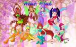 Magic Winx Wallpaper
