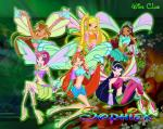 winx club sophix wallpaper