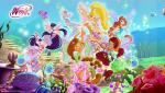 winx club well wallpaper