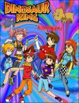 Dinosaur king Cover