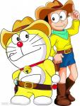 Yellow Doraemon