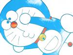 doraemon cover blue