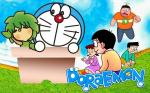 doraemon desktop family
