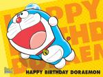 doraemon happy birthday