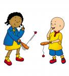 caillou hd cover