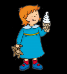 Caillou xl pictures rosie