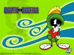 marvin the martian destop 1024