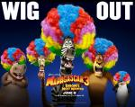 madagascar 3 characters 1280x1024 widescreen