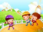 HD Cartoon childs