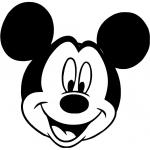 mickey mouse clip art MICKEYD 600x600