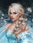 elsa out of frozen