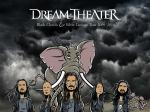 dream theater cartoon by steve1969