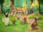 snow white and the seven dwarfs wallpaper cartoons anime animated 647