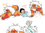 su  jasper is a literal big kitty by cartoonlion-d90ellt